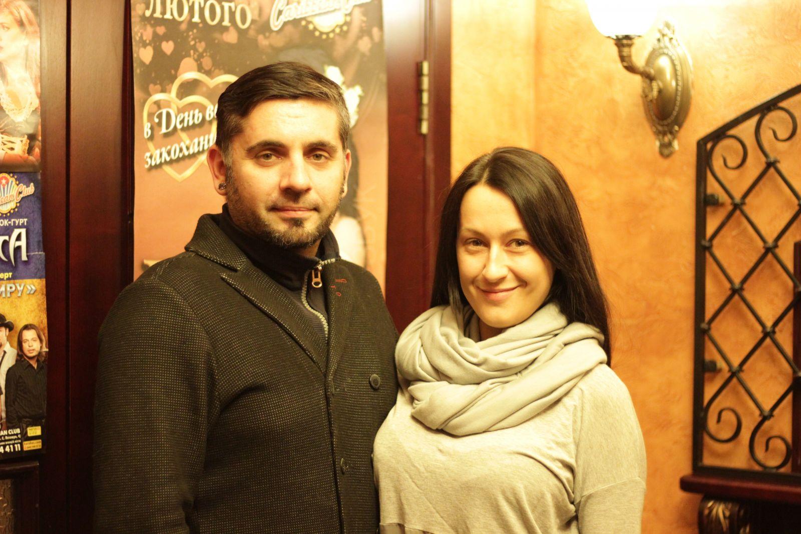 Сергей Шулико и Оксана Самойловская / дуэт SO Tango