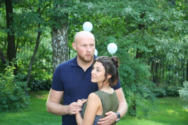 Солистка группы REAL O вышла замуж