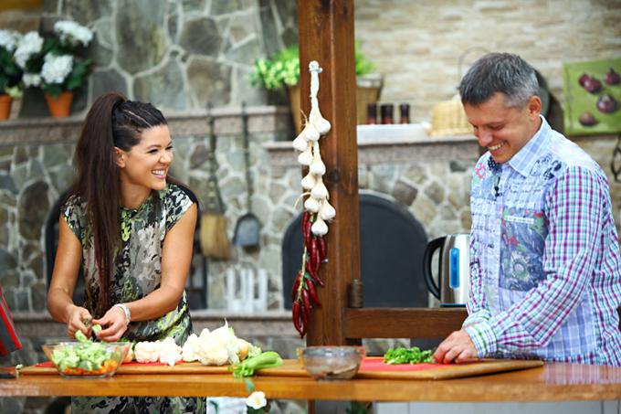 Руслана поделилась рецептами постных блюд