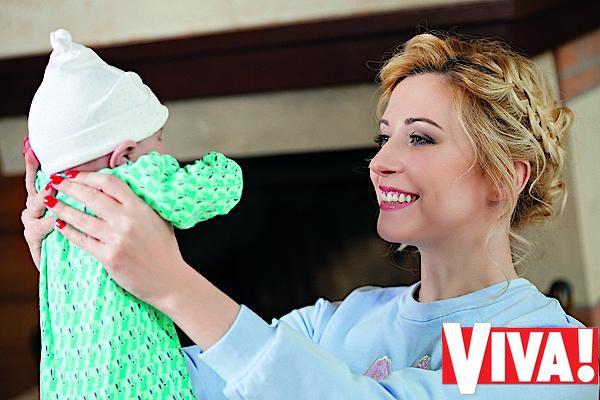 Тоня Матвиенко с младшей дочерью