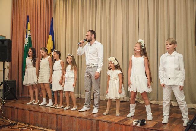 Концерт в честь Дня независимости Украины