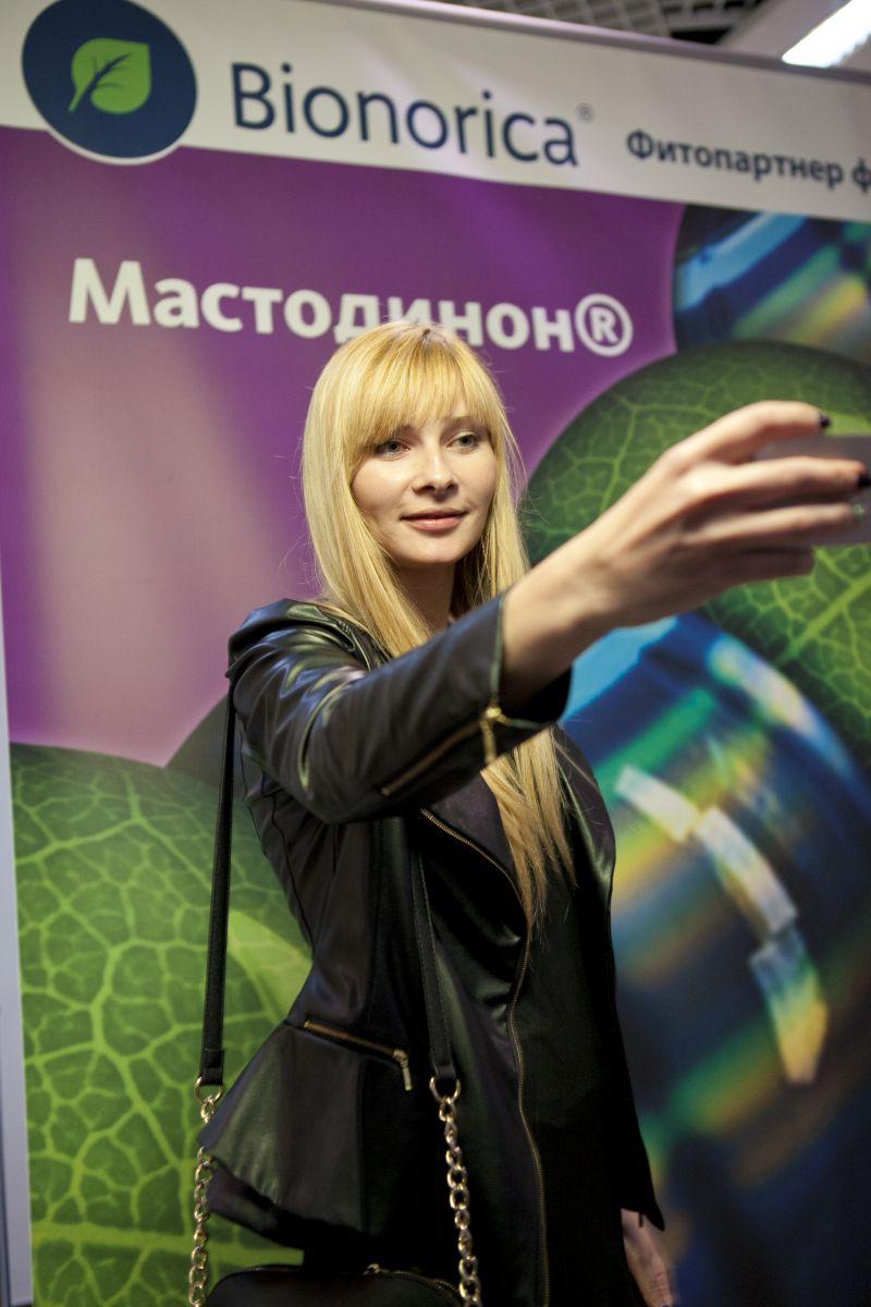 Одна из участниц проекта #mustbehealthy от партнера «Мастодинон»
