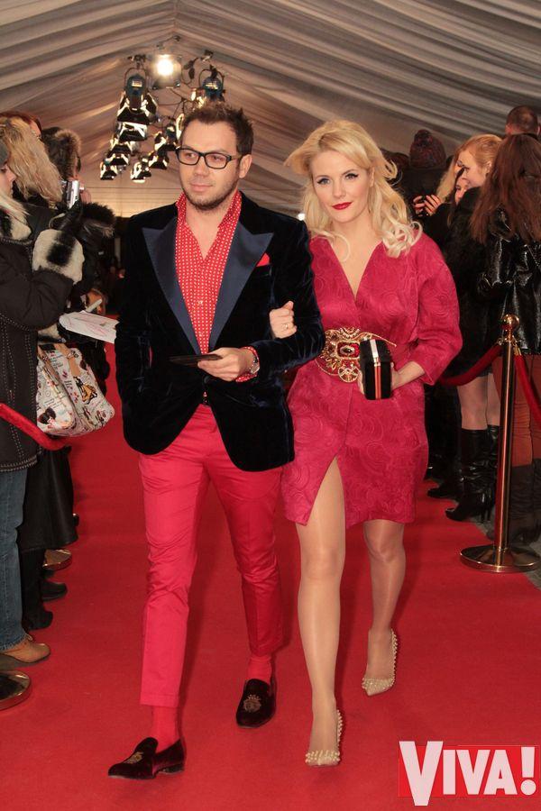 Андре Тан с женой фото