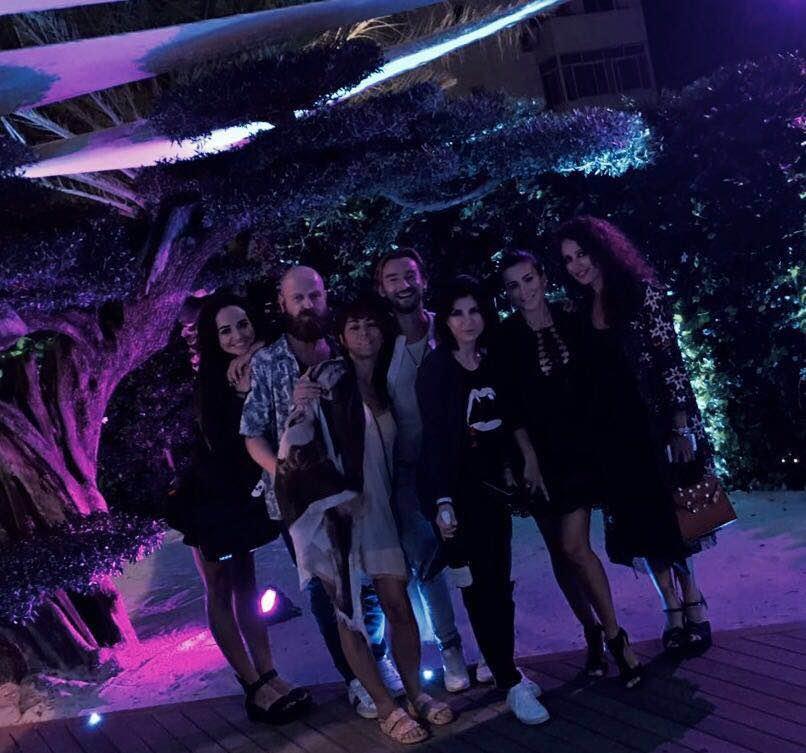Loboda, Ани Лорак и Маша Фокина оторвались на вечеринке Ирины Бережной