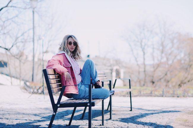 Loboda провела уикенд в Таллине