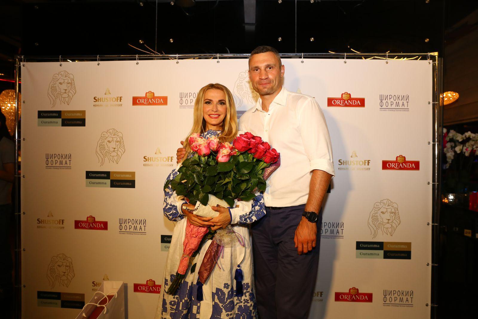 Ольга Сумская устроила шумную вечеринку в честь своего 50-летия