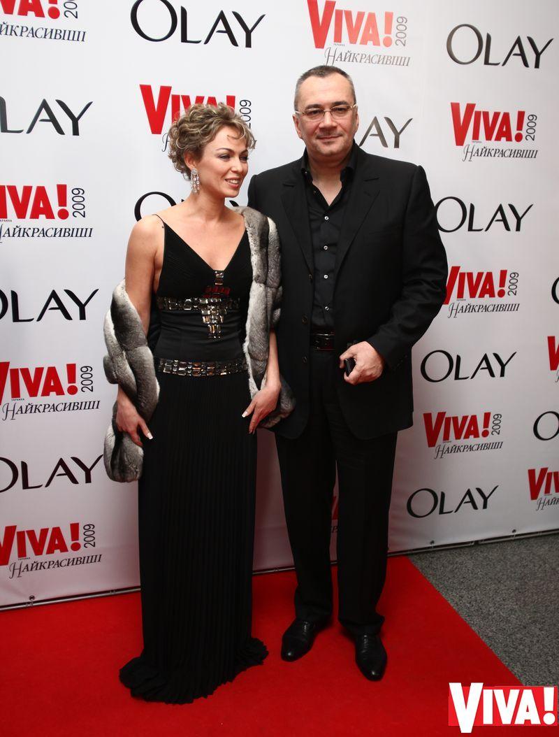 Константин Меладзе и его бывшая жена Яна Сумм