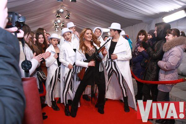 Наталья Могилевская вива самые красивые 2012