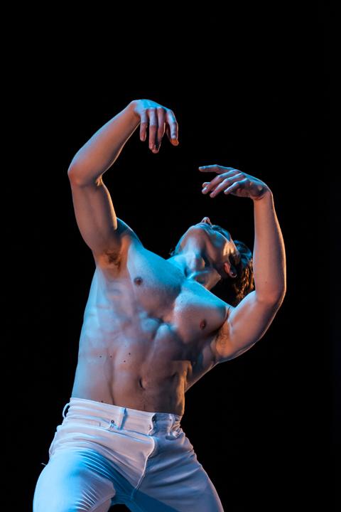 Men in Motion: звезды балетной сцены Великобритании едут в Киев