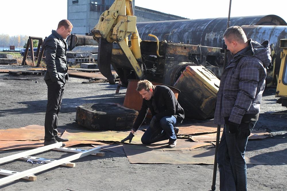 На съемки украинского сериала Нюхач-2 потратили 4 миллиона долларов