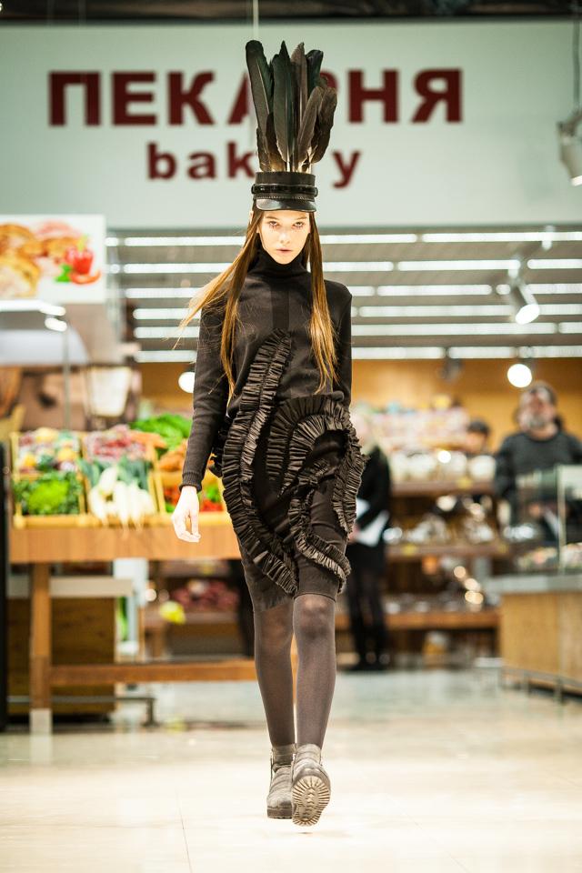 Jean Gritsfeldt Жан Грицфельдт новая коллекция Ukrainian Fashion Week фото 2014