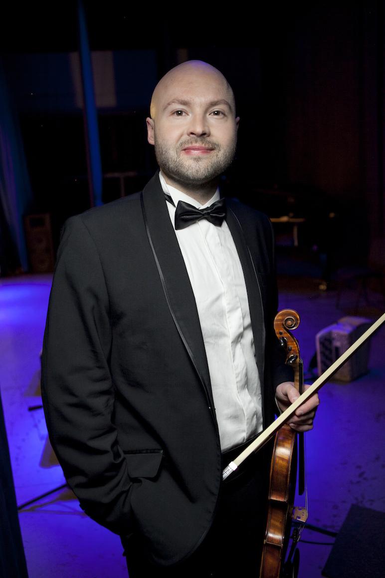 Кирилл Шарапов (Kiev Tango Project)