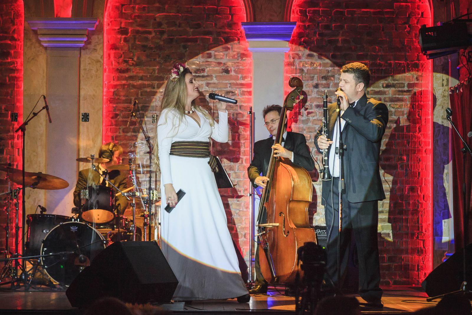 В Киеве состоялся концерт-презентация нового альбома ансамбля Українські Барви