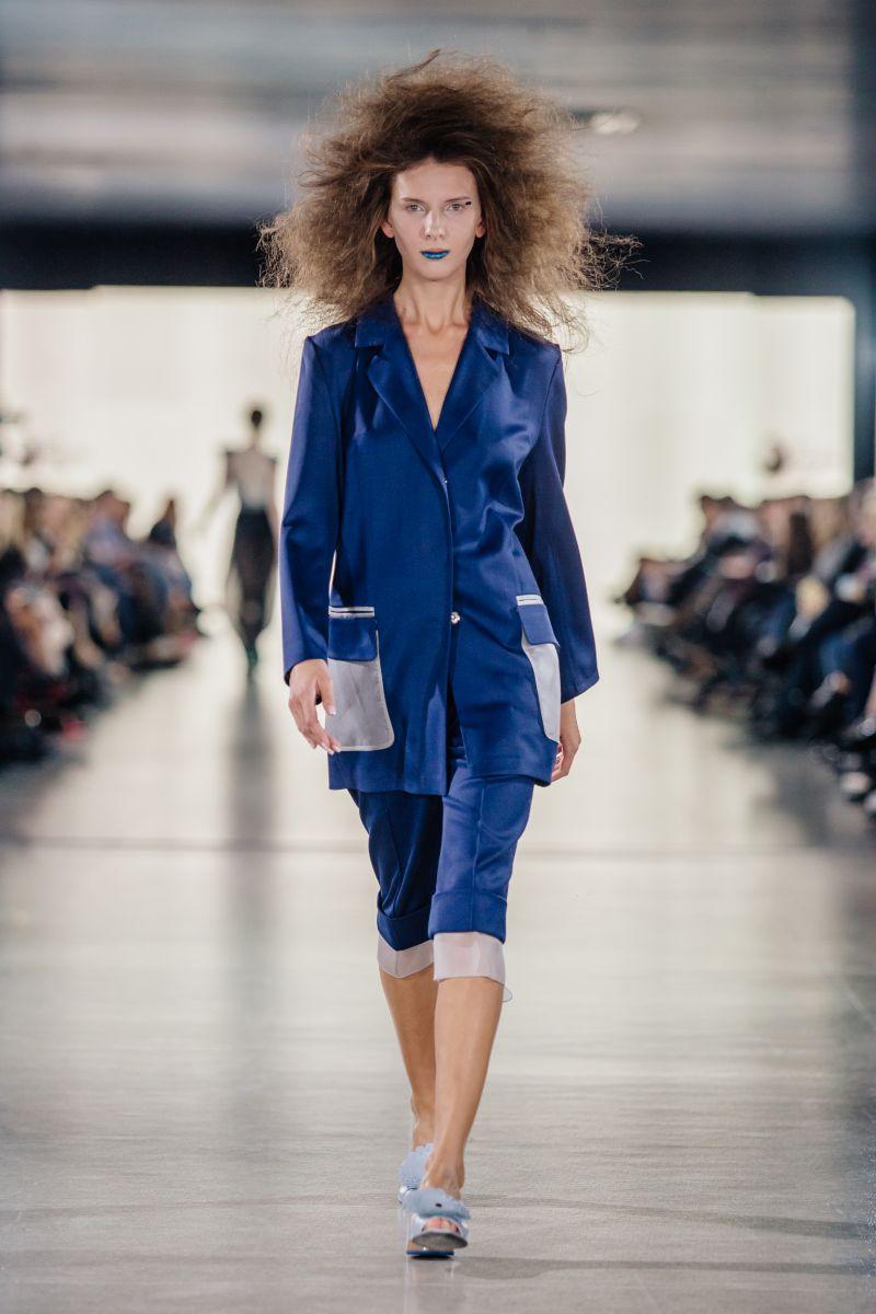 Легкие ткани и светлые оттенки: Lesia Semi представила новую коллекцию на Lviv Fashion Week