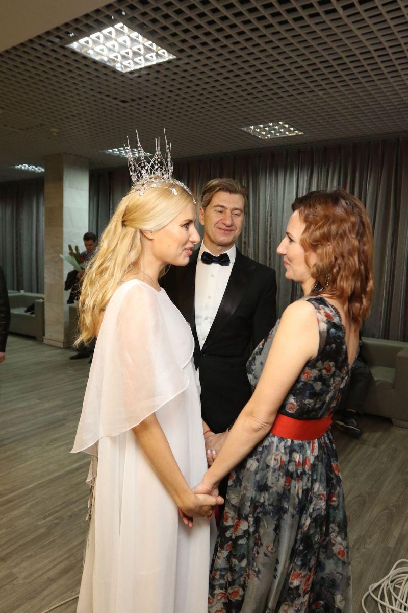 Ольга Горбачева, Юрий Никитин и Инна Катющенко