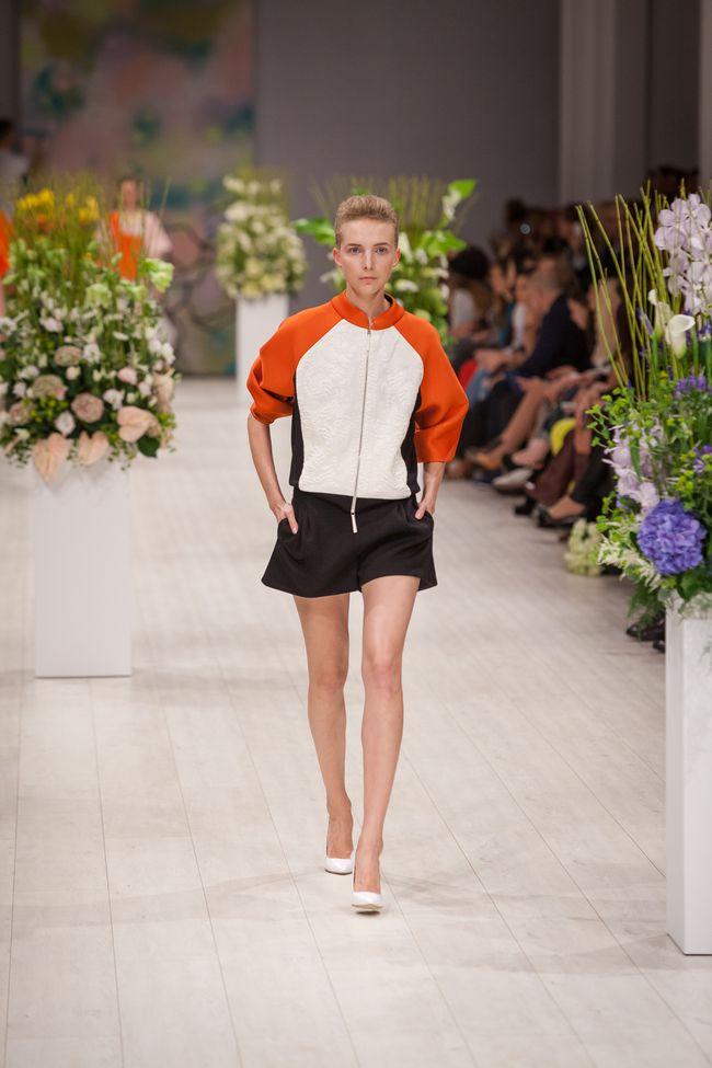 Андре Тан представил новую коллекцию на Ukrainian Fashion Week