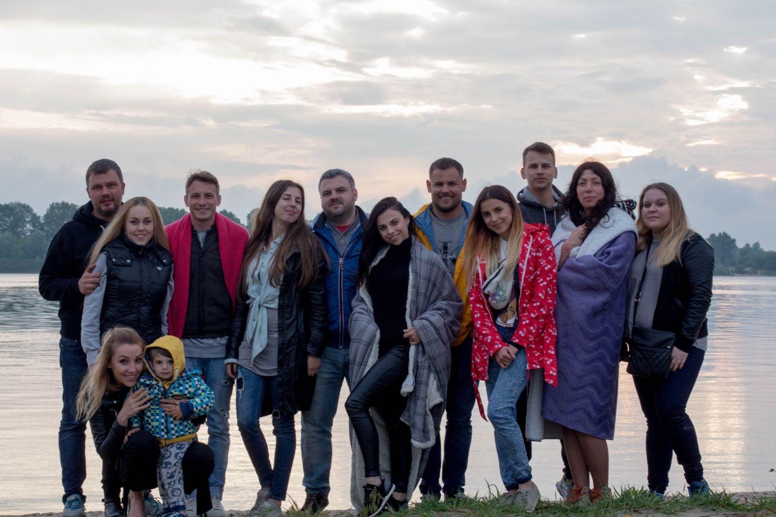 Alyosha отпраздновала 30-летие на эко-пикнике под Киевом