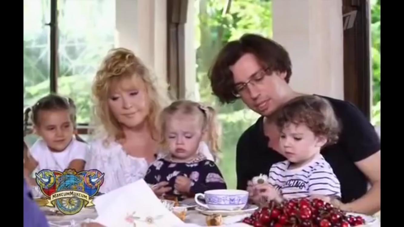 Дети Максима Галкина и Аллы Пугачевой любят необычную музыку