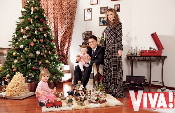 Анатолий Анатолич жена дети семья фото журнал вива viva