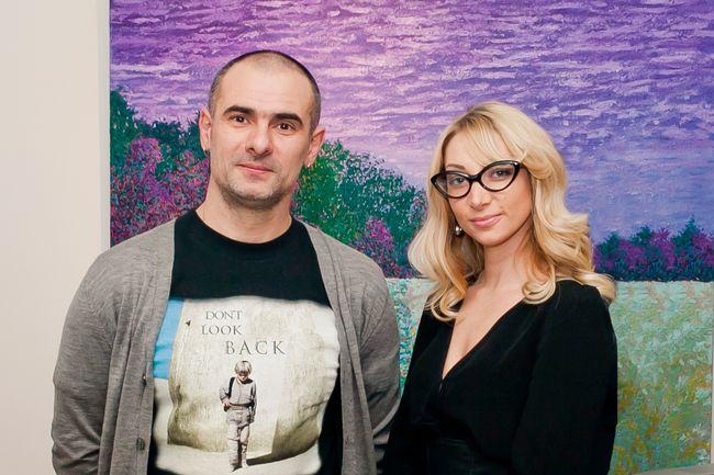 выставка Открытые цвета в галерее Spivakovska ART:EGO