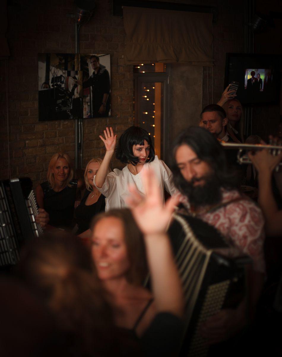 В Киеве отгремена вечеринка в стиле фильмов Тарантино
