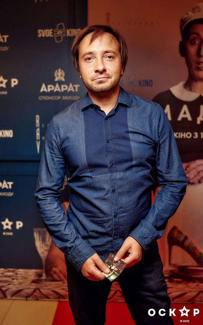 Гала-премьера фильма Мадам в Оскаре