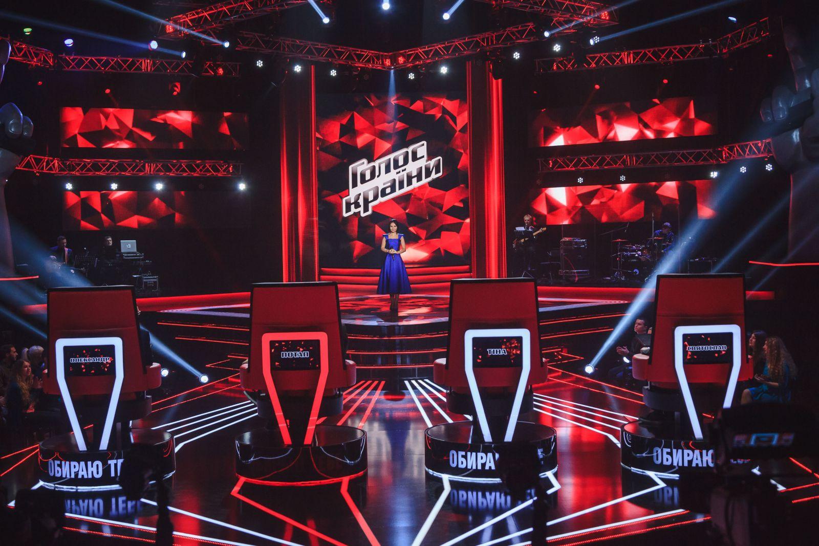 Ольга Жовтонижко - украинская Уитни Хьюстон на шоу Голос країни-5