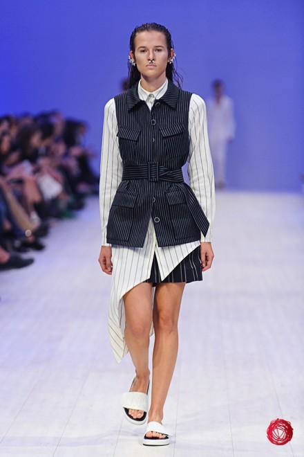 Ukranian fashion week jean gritsfeldt представил новую
