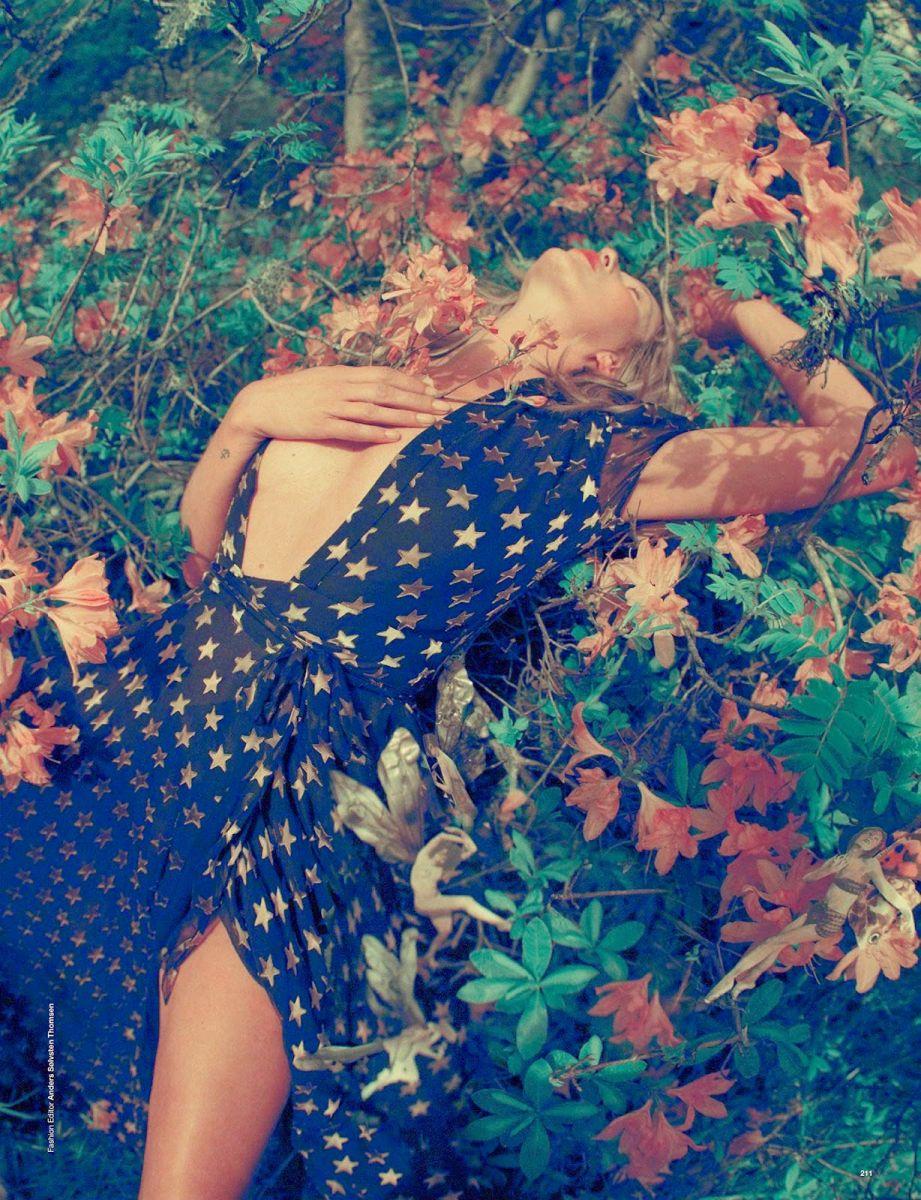 кейт мосс в новой фотосессии фото 2014