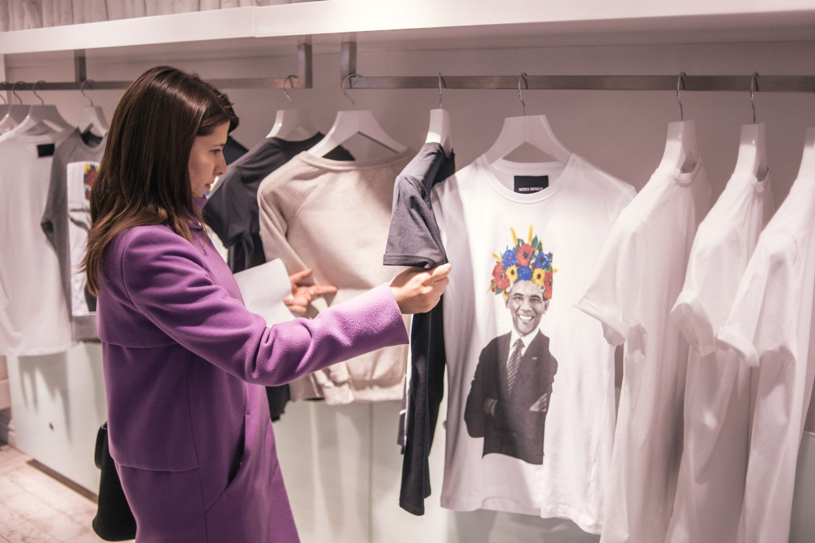 Татьяна Митус представила новую коллекцию
