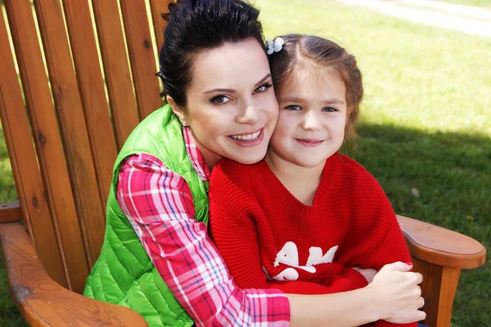 Лилия Подкопаева показала своих подросших детей
