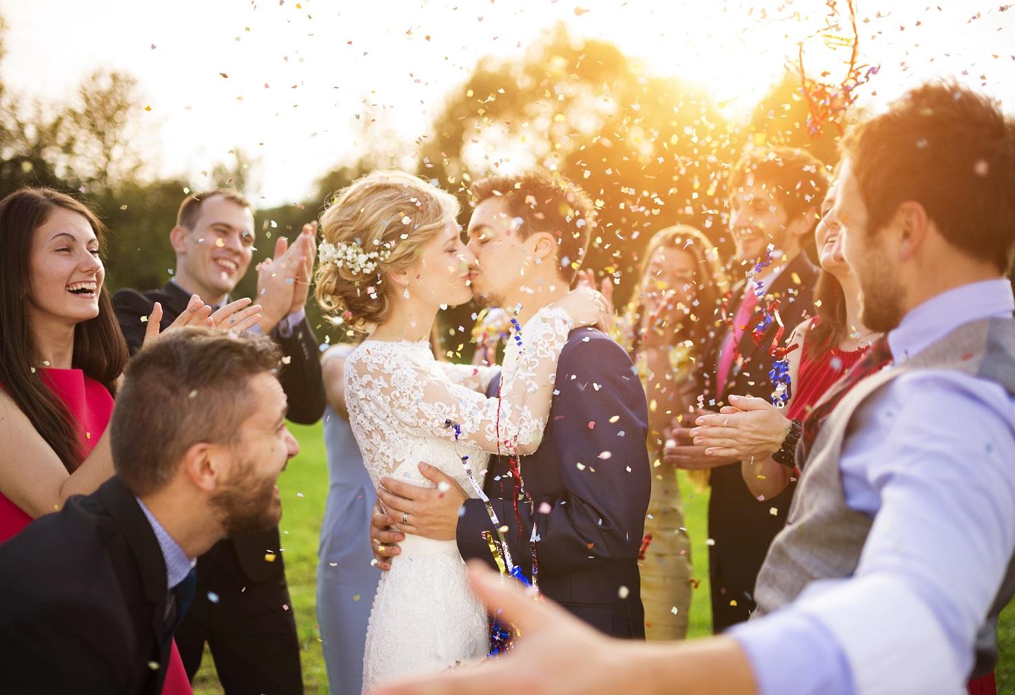 Как выбирают свидетельницу на свадьбу