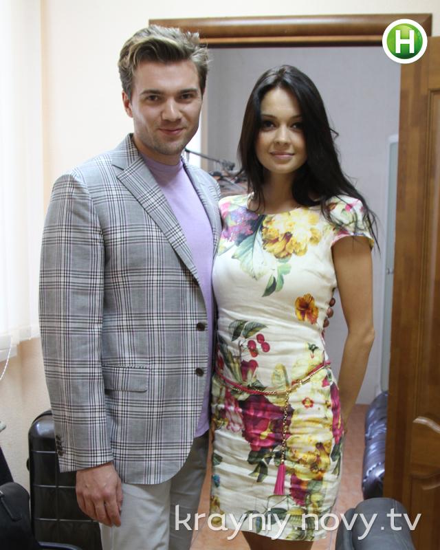 Андрей Искорнев и Ирина Скорикова фото