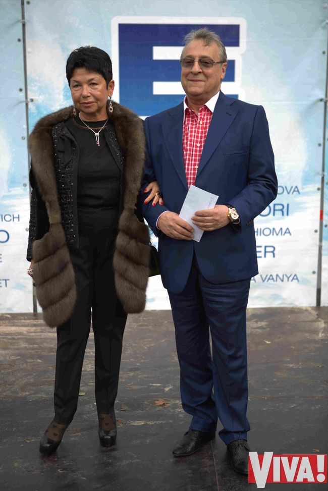 Геннадий Хазанов жена Злата Эльбаум фото