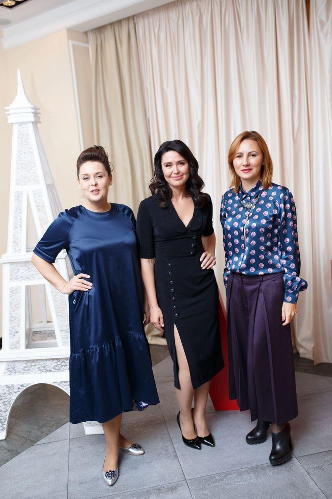 Людмила Барбир стала ведущей французского вечера Viva!