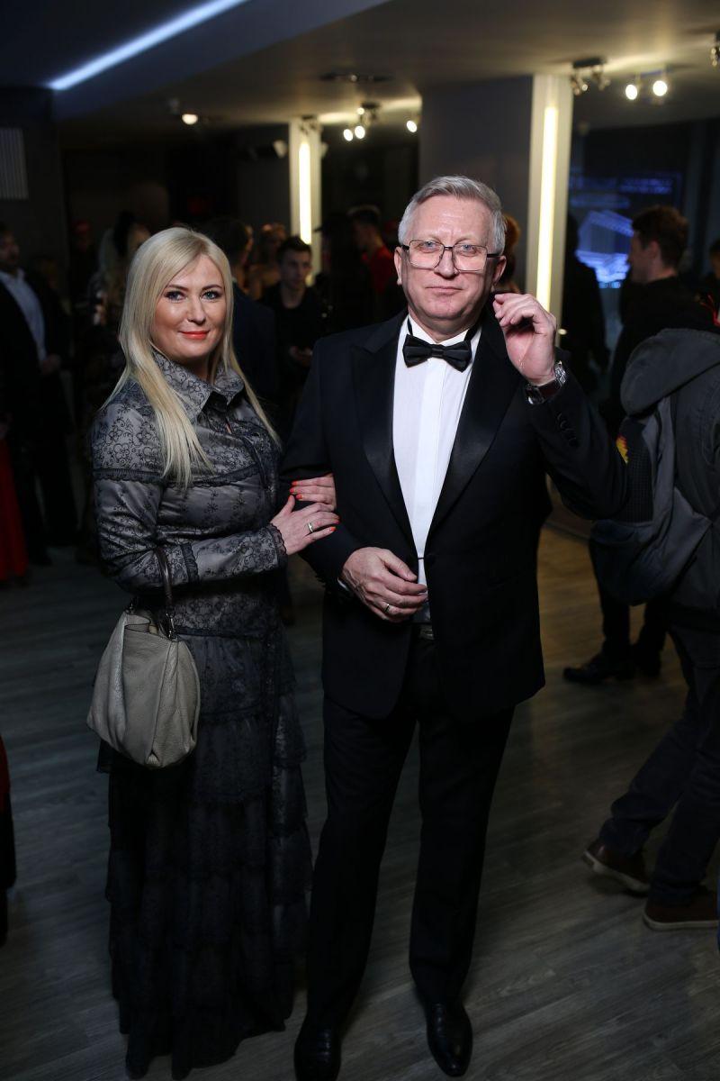 Владимир Горянский с супругой Еленой