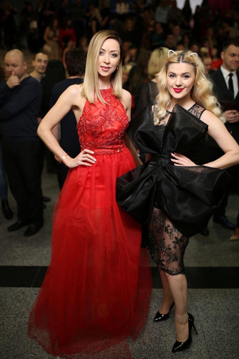 Наталья Валевская и Елена Филонова