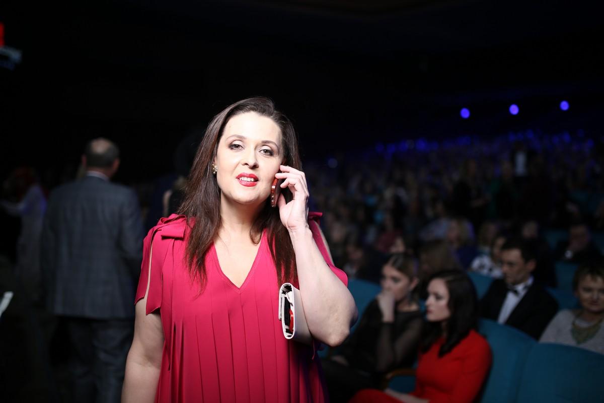 Главный редактор журнала Viva! Иванна Слабошпицкая