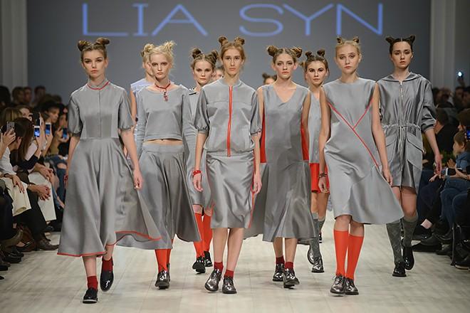 Lia Syn презентовала новую коллекцию весна-лето 2016
