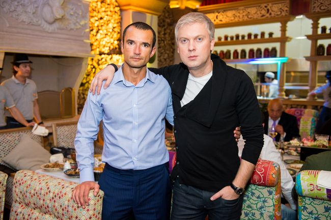 Сергей Светлаков ресторан фото