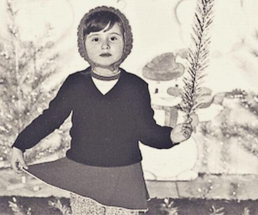 Светлана Лобода показала, какие губы у нее были в детстве
