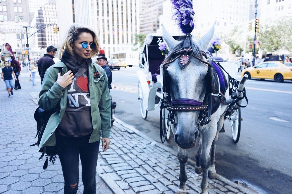 Loboda в новом образе покорила Нью-Йорк, Вашингтон, Майами и Чикаго