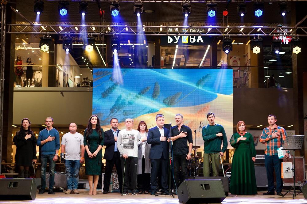 В Луцке открылась крупнейшая выставка Viva Переможці 2