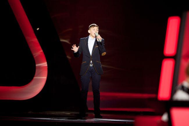 Наталья Могилевская на шоу Голос.Діти-2 нашла украинского Бетховена