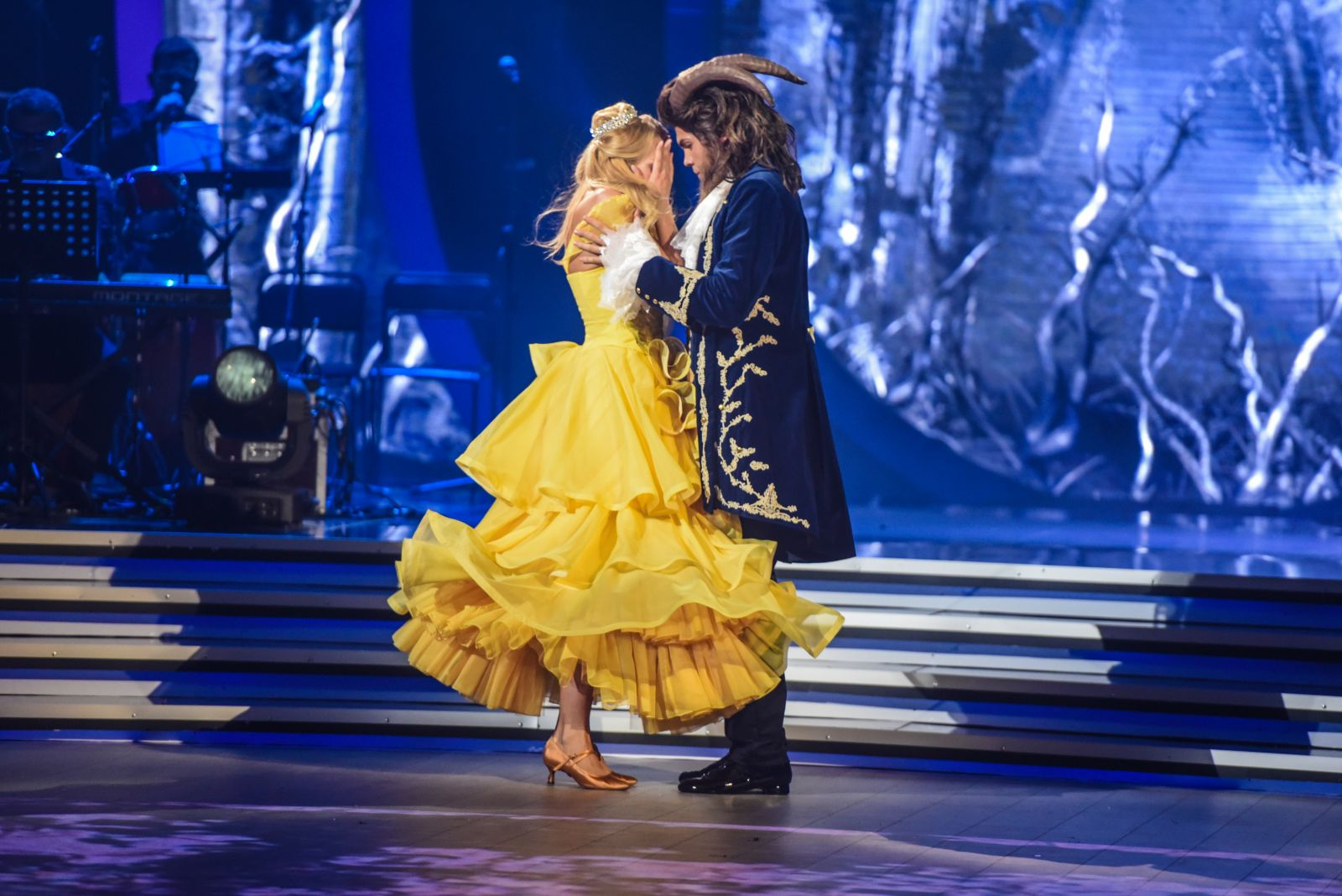От ненависти до любви – один танец: Оля Полякова призналась в любви Екатерине Кухар