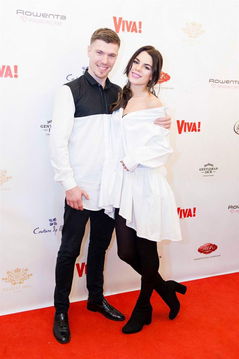 """Любовь повсюду: самые красивые пары на """"Viva! Бал"""""""