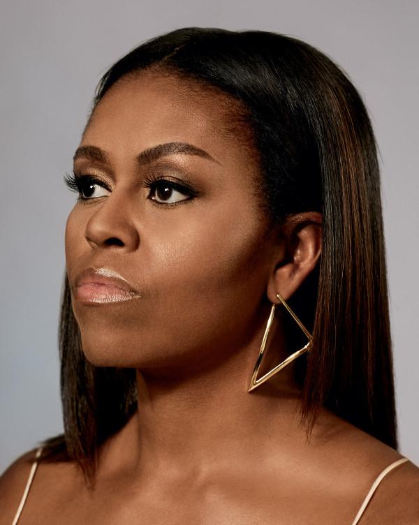 Мишель Обама украсила обложу модного глянца