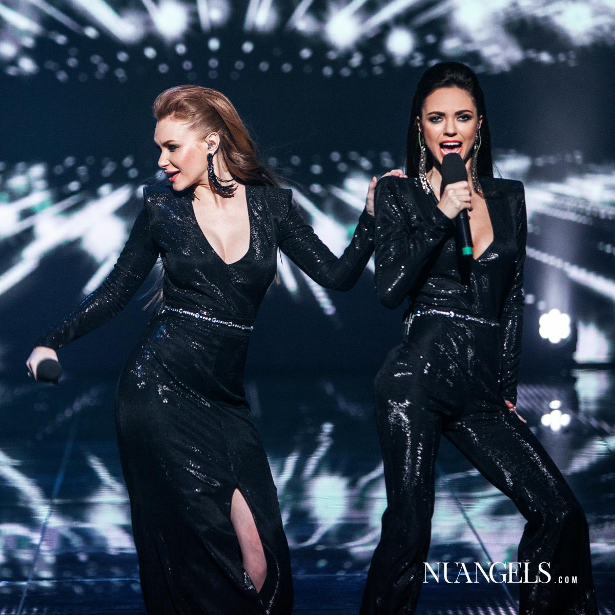 Неангелы на Евровидении 2016