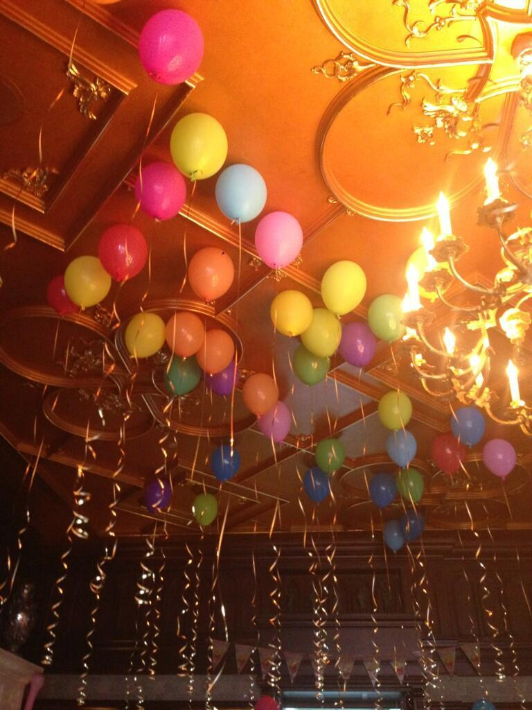 День рождение Клавдии Орбакайте в замке Аллы Пугачевой с Филиппом Киркоровым. март 2013