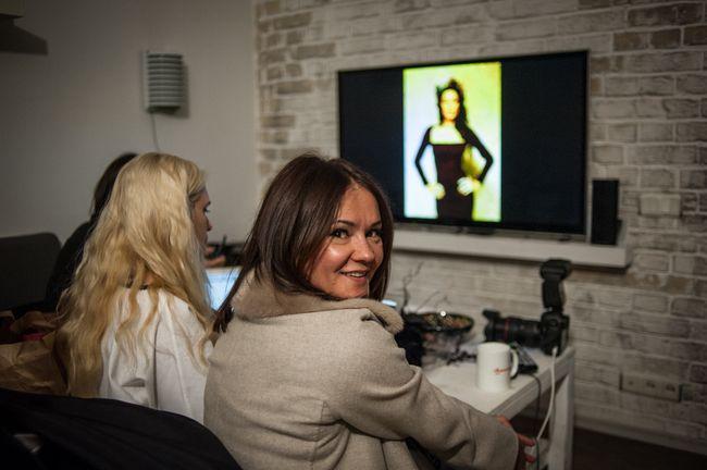 Ева Бушмина, Ольга Фреймут, Даша Астафьева и Джамала в роскошной фотосессии Заквітчані